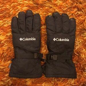 Columbia waterproof/snow gloves